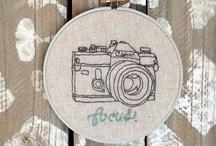 Camera Embroidery Main Ideas