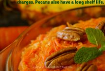 Pecans for Specialty Food Industries & Gourmet Recipes / Pecans are an essential ingredient for many gourmet recipes. Finding the right pecan growers to provide the highest quality is key to getting the premium taste, texture and freshness.