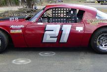 dirt oval racing