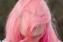 Pink Hair!! / by Emma Ziff