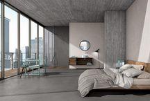 Design...pareti con piastrelle