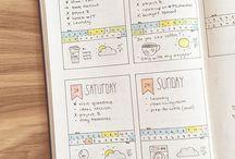 Planner Ideas