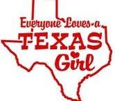 texas / by Jessica Lowe
