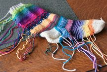 Knitting techniques 2 / . / by Tatiana