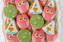 Owl Baby Shower / Baby Showers