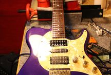 Samick Valley Art era guitars