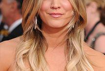 Kaley Cuoco / Isn't she just beautiful? Yes? Good!