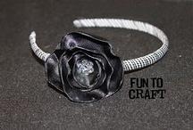 Bows, Flowers, & Headbands! / by Megan Luker