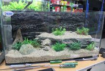 diy caves aquarium
