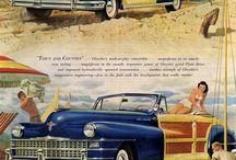 Vintage Ads / by Sherry Potenziano