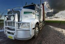 trucking images | Dockerty Photography
