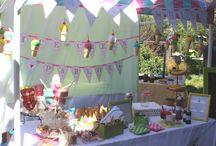 Ice Cream Girl Birthday Party