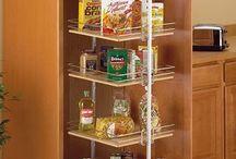 Kitchen & Dining - Cabinet Organizers