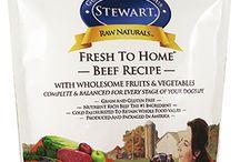 Stewart Pet Frozen Food