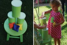 Backyard carnival party ideas