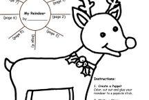 Reindeer / by Beth Cook
