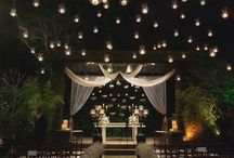 Casamento ao ar livre / Inspirações de casamentos ao ar livre e o que considerar para uma cerimônia assim.