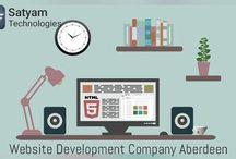 Website Development Company in Aberdeen