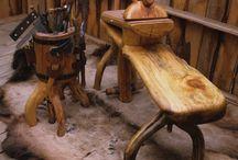 Projekt i trä