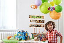 Birthday Boy ideas / Ideas for boys' birthdays / by Joanna Connelly