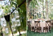 DIY Outdoor Weddings