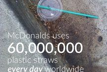 Let's move away from unnecessary plastic
