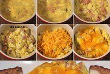 Microwave Delicacies