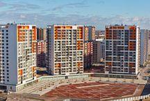flat blocks