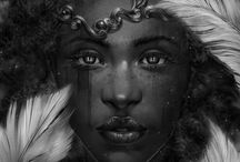 beautiful art / by Quiyanna Ramirez