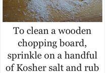 Soluciones de limpieza naturales
