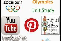 Winter Olympics-- homeschool