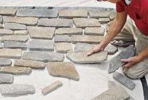 man made stone