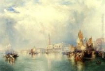 Thomas Moran (1837–1926) Venice