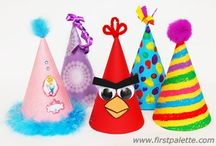 Fun Hat Crafts for Kids / Easy hat crafts that kids can make and wear :)