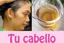 Remedios para el pelo
