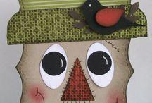 Fall crafts / by Terri Prestwich