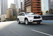 Toyota Highlander | Featured Vehicle