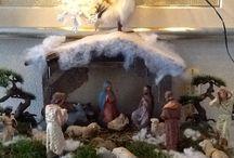 Kerstmis / Kerst stallen