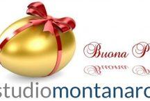 Auguri di Buona Pasqua da #studiomontanaro