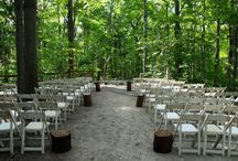 The Forest Path / Ceremony Location