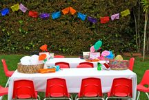 Birthday party themes / by Nadya Fitz-Henry