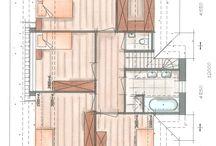 Interieur - plattegronden