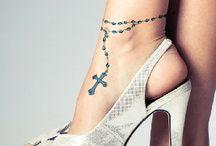 Tatuaggi A Forma Di Rosario