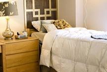 Dorm room deco