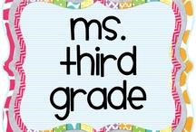 Third Grade / by Megan Keenen