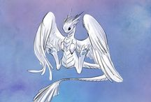 Dragon / Beautiful dragons