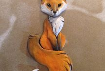 Foxes / Everything fox related