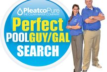 Pleatco Perfect Pool Guy/Gal Search