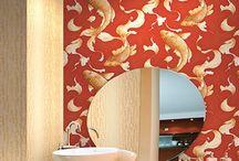 Seabrook / Papel de parede