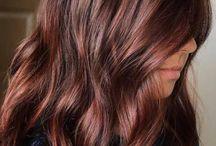 włosy kolory